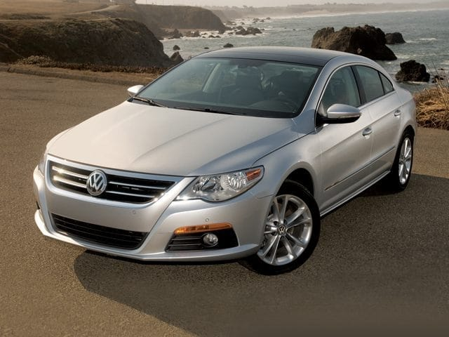 Photo Pre-Owned 2010 Volkswagen CC Sport Sedan For Sale in Raleigh NC