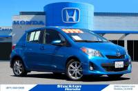 Used 2014 Toyota Yaris 5DR For Sale in Stockton, CA