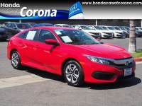 2017 Honda Civic LX in Corona, CA
