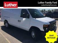 2014 Ford E-250 E-250 Ext Commercial Van Extended Cargo Van V-8 cyl