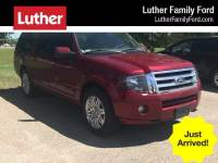 2013 Ford Expedition EL 4WD 4dr Limited SUV 8