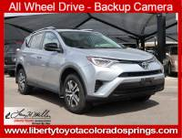 Used 2016 Toyota RAV4 LE LE AWD For Sale in Colorado Springs, CO