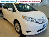 Used 2016 Toyota Sienna 5dr 8-Pass Van LE FWD in Ames, IA