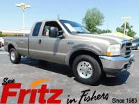 2004 Ford Super Duty F-250 XLT