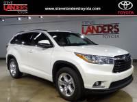 2016 Toyota Highlander Limited Limited AWD V6 Automatic
