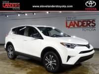 2017 Toyota RAV4 LE LE FWD Automatic