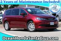 Used 2018 Chrysler Pacifica LX Mini-van, Passenger For Sale in Soquel near Aptos, Scotts Valley & Watsonville | Ocean Honda