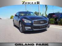 Pre-Owned 2019 INFINITI Q70 3.7 LUXE AWD