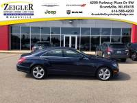 Pre-Owned 2012 Mercedes-Benz CLS-Class CLS 550
