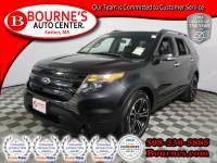 2013 Ford Explorer Sport 4WD w/ Nav,Leather,Sunroof,Heated /Cooled Front Seats, And Backup Camera.