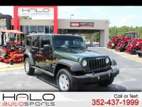 2011 Jeep Wrangler Unlimited 4WD 4dr Sport
