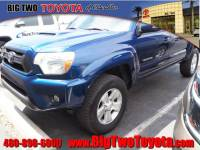 Certified Pre Owned 2014 Toyota Tacoma Prerunner V6 4x2 PreRunner V6 Double Cab 5.0 ft SB 5A for Sale in Chandler and Phoenix Metro Area