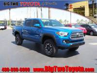 Certified Pre Owned 2016 Toyota Tacoma TRD Off-Road 4x2 TRD Off-Road Double Cab 5.0 ft SB for Sale in Chandler and Phoenix Metro Area