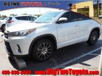 Used 2017 Toyota Highlander SE AWD SE SUV in Chandler, Serving the Phoenix Metro Area