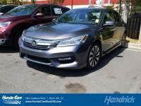 2017 Honda Accord Hybrid Touring Sedan in Franklin, TN