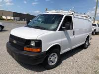 2010 Chevrolet Express 2500 Cargo Van w/ Ladder Rack
