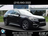 Certified Pre-Owned 2016 BMW X1 xDrive28i SUV For Sale Near Philadelphia, PA