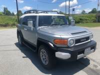 Pre-Owned 2012 Toyota FJ Cruiser 4x4 AT SUV