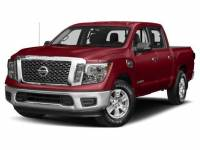 Pre-Owned 2018 Nissan Titan SV Truck Crew Cab For Sale in Raleigh NC