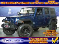 2010 Jeep Wrangler Unlimited 4WD 4dr Sport W/Custom Lift/Wheels/Tires