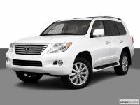 Pre-Owned 2010 LEXUS LX 570 Base SUV in Jacksonville FL