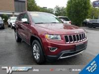 Certified Used 2016 Jeep Grand Cherokee Limited 4WD Limited Long Island, NY