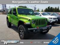 Certified Used 2019 Jeep Wrangler Unlimited Rubicon Rubicon 4x4 Long Island, NY