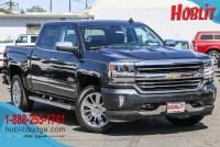 2017 Chevrolet Silverado 1500 High Country Crew Cab 4x4 V8
