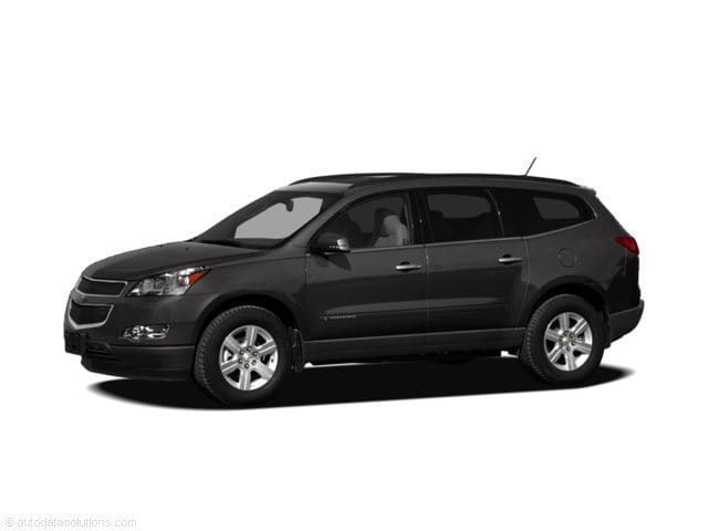 Photo Used 2011 Chevrolet Traverse AWD 4dr LT w2LT in Ames, IA