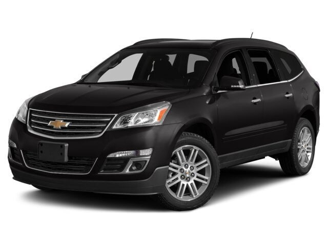 Photo Used 2015 Chevrolet Traverse FWD 4dr LT w2LT in Ames, IA