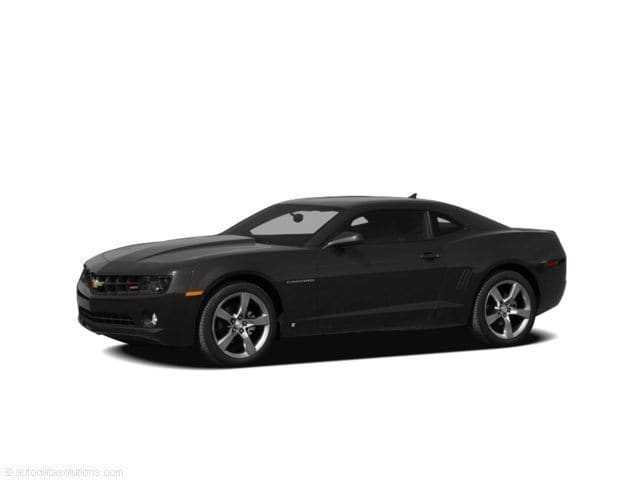 Photo Used 2011 Chevrolet Camaro SS SS Coupe w2SS in Chandler, Serving the Phoenix Metro Area