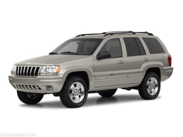 Photo Pre-Owned 2002 Jeep Grand Cherokee Laredo SUV For Sale in Raleigh NC