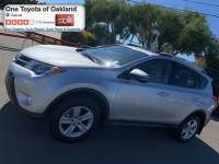 Certified Pre-Owned 2014 Toyota RAV4 XLE SUV in Oakland, CA