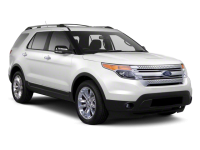 Pre-Owned 2011 Ford Explorer Limited 4WD SUV