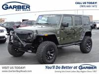 Pre-Owned 2015 Jeep Wrangler Unlimited Sahara 4WD SUV