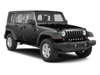 Pre-Owned 2013 Jeep Wrangler Unlimited Rubicon 4WD SUV
