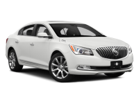 Pre-Owned 2015 Buick LaCrosse Leather FWD Sedan