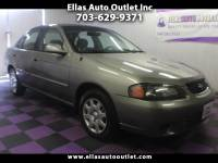 2001 Nissan Sentra 4dr Sdn GXE Auto