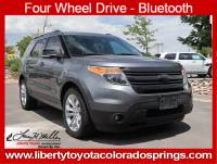Used 2013 Ford Explorer XLT XLT 4WD For Sale in Colorado Springs, CO