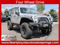 Used 2009 Jeep Wrangler Unlimited Rubicon 4WD Rubicon For Sale in Colorado Springs, CO