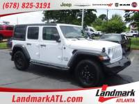 2019 Jeep Wrangler Unlimited Sport Sport 4x4 in Atlanta