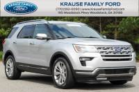 Certified Used 2019 Ford Explorer Limited SUV for sale near Atlanta
