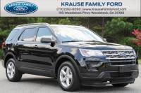 Certified Used 2018 Ford Explorer Base SUV for sale near Atlanta