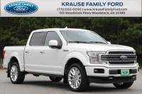Certified Used 2018 Ford F-150 Limited Truck for sale near Atlanta