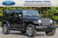 Used 2018 Jeep Wrangler JK Unlimited Sahara SUV for sale near Atlanta