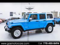 2017 Jeep Wrangler Unlimited Cheif 4X4
