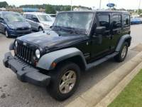 Used 2011 Jeep Wrangler Unlimited Sport SUV
