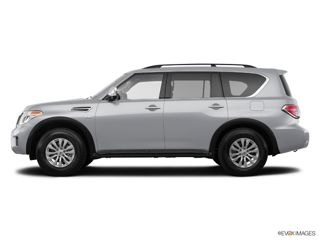 Photo Used 2018 Nissan Armada SV SUV For Sale in High-Point, NC near Greensboro and Winston Salem, NC