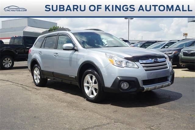 Photo Used 2014 Subaru Outback 2.5i in Cincinnati, OH