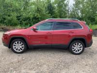 Used 2015 Jeep Cherokee Limited in Cincinnati, OH